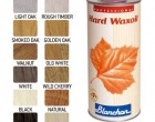 Blanchon Hardwax Oil Colours