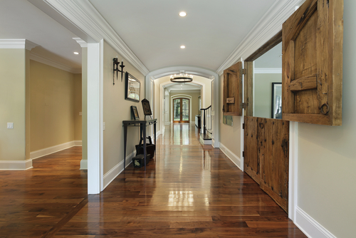 Wooden Floor Restoration Services London