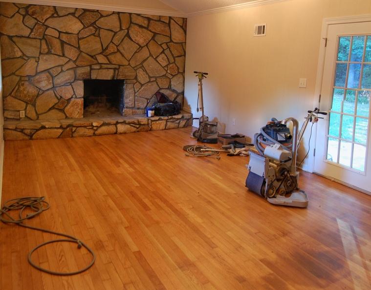 How to Sand Hardwood Floors in 10 Easy Steps