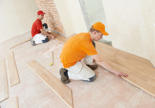 Restoring Solid Wood Flooring