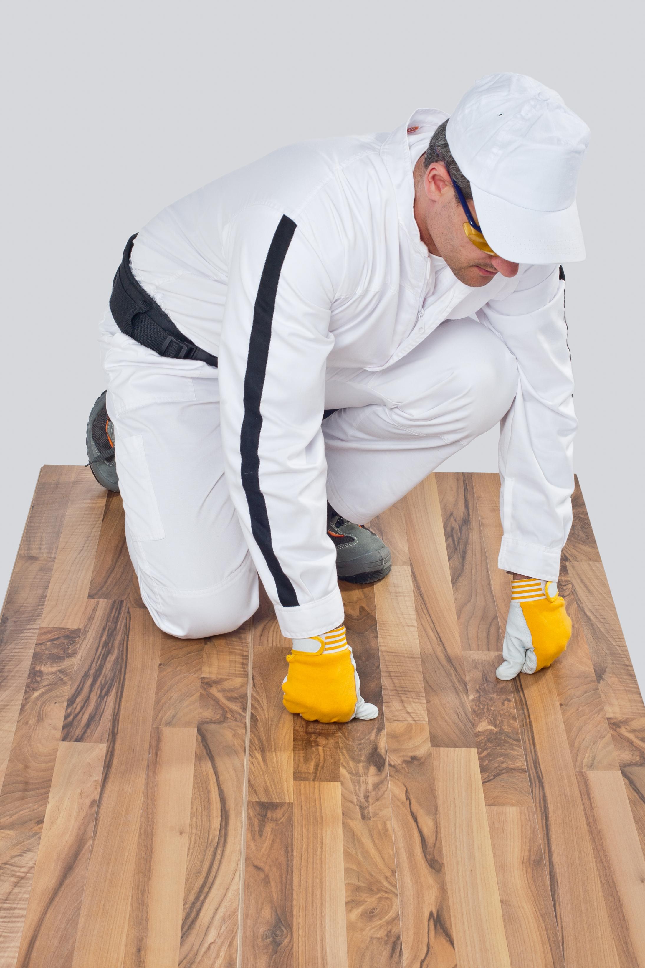 Restoring Solid Wood Floors