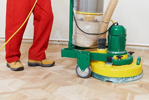 Hardwood Flooring Restoration in London
