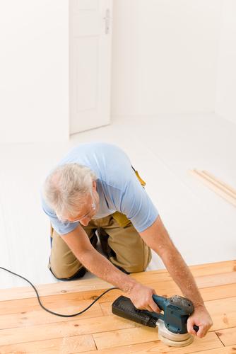 Refinish Parquet Flooring