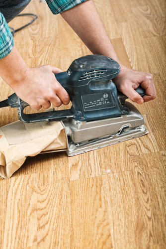The Simple Way keep Wood Floors Looking Good
