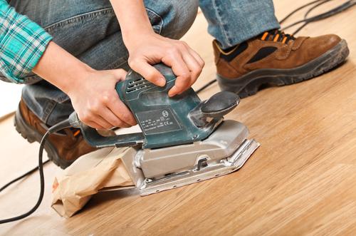 Repair Parquet Flooring