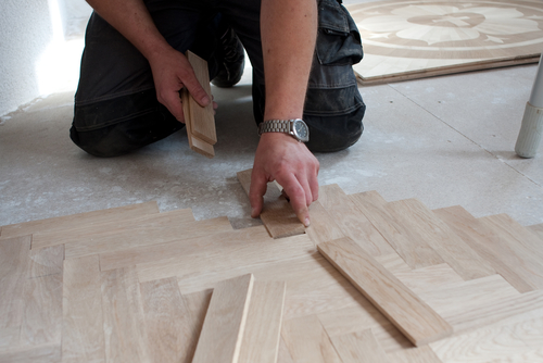 Refresh Your Wood Floor
