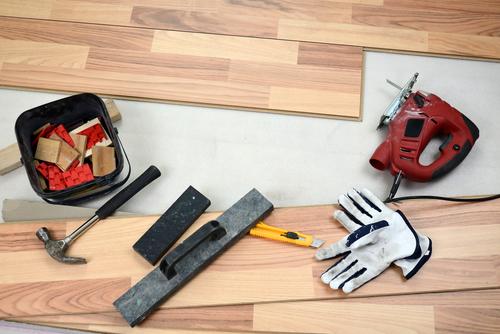 Refinishing Parquet Flooring