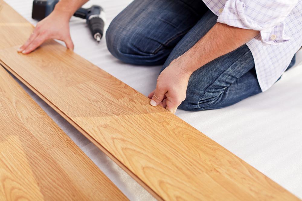 Real Wood Floor Rebuild