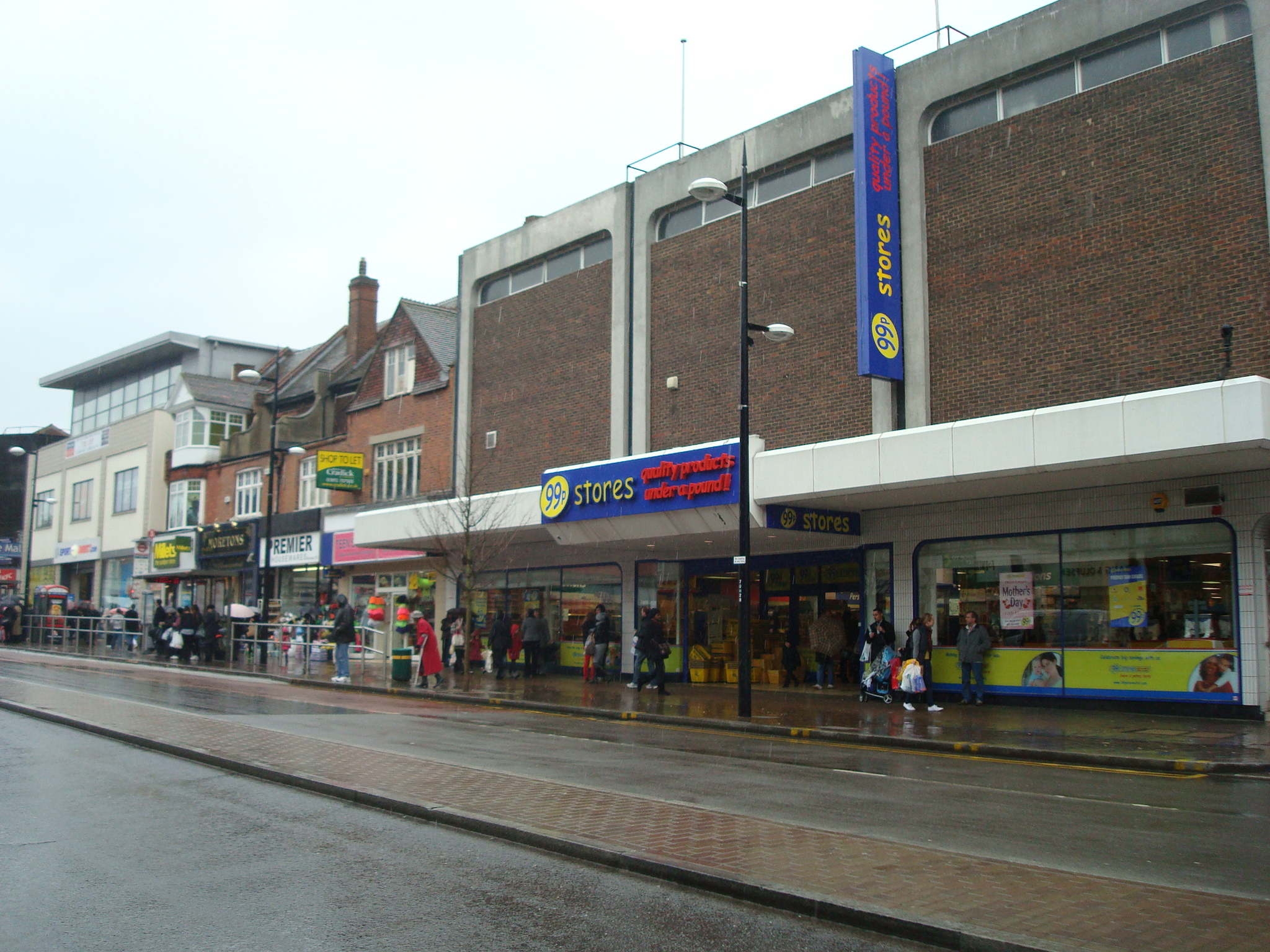 99p_Store,_Bromley_-_geograph.org.uk_-_1716117