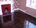 Wood floor maintenance is very important to keep your floors looking good.