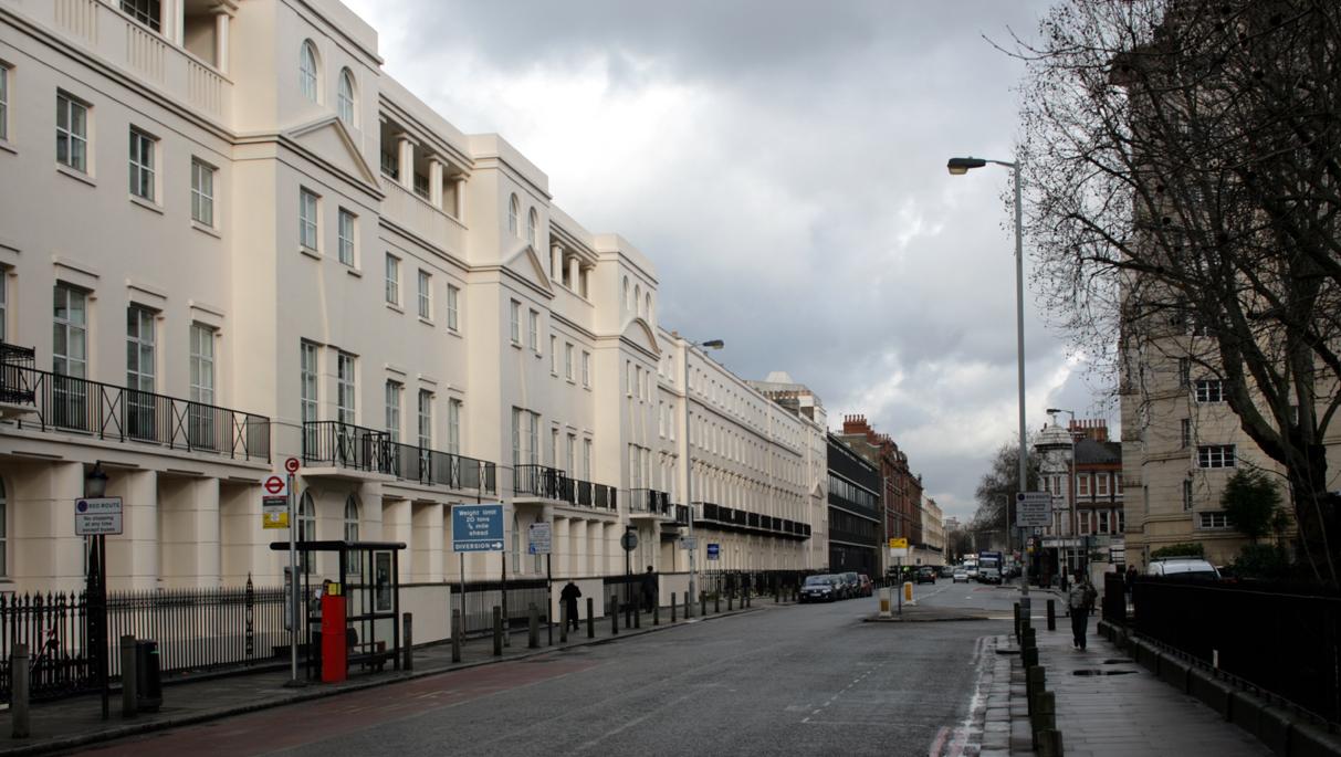 Albany_Street_London