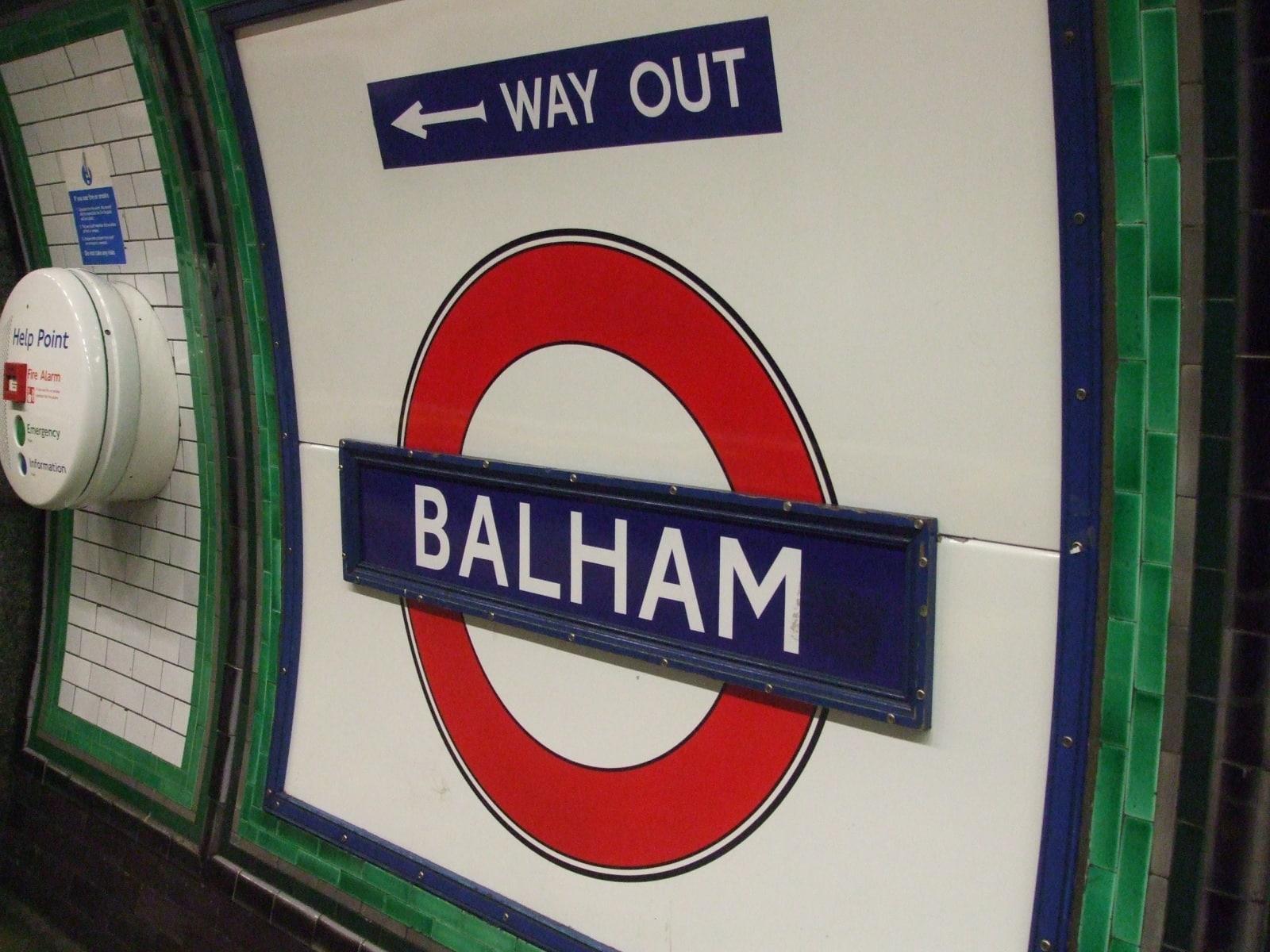 Sanding wood floors and worktops in Balham