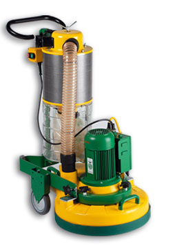 LAGLER TRIO is the very best parquet floor sanding machine in the world.