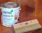 WOOD FLOOR WAXING WITH OSMO HARDWAX OIL IS SIMPLY THE BEST
